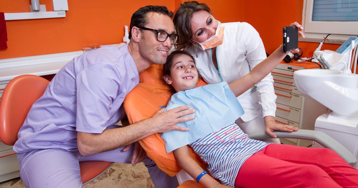 Dentista Pediatrico Palermo - Studio Dentistico Ruggirello
