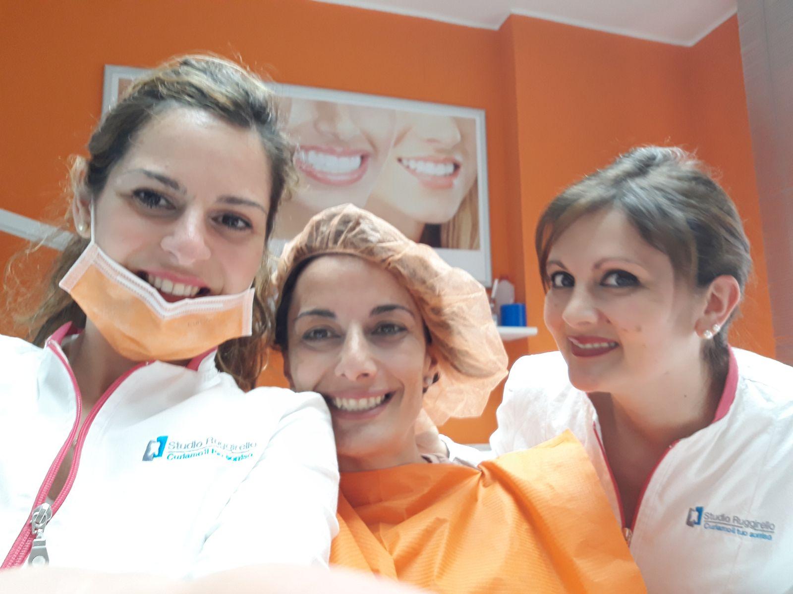 Intervento di rialzo seno mascellare o sinus lift